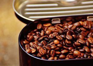 coffee in tin