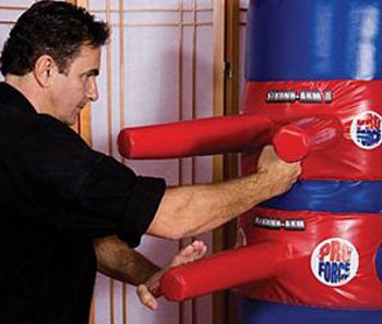 Wing Chun Dummy Punching Bag Attachment