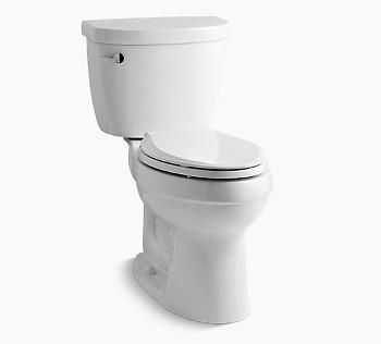 Kohler K-3589-0 Toilet