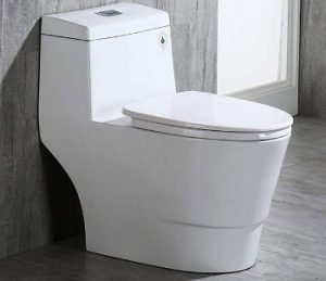 WoodBridge T-0001 Toilet