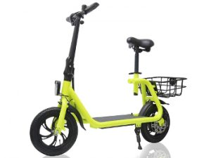 eBike with No Peddles