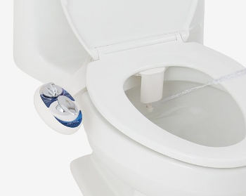 Luxe Neo 180 toilet attachment