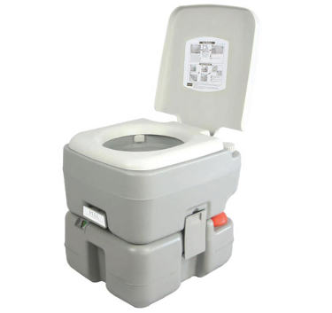 Portable SereneLife SLCATL320 Toilet