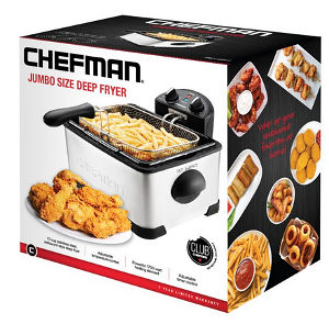 Chefman Deep Fryer Review