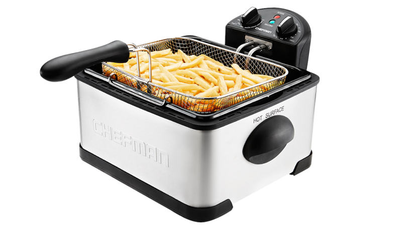 Chefman Deep Fryer Overview