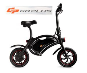 Go Plus Electric Bike without Peddles