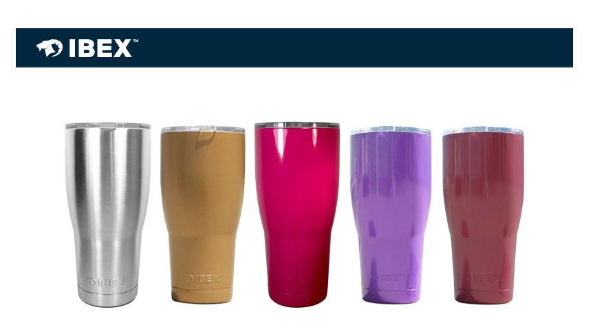 IBEX Tumbler Mug