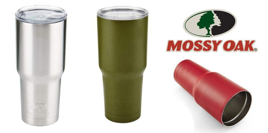 Mossy Oak Insulated Tumbler Review & Comparisons