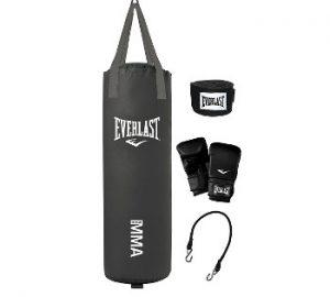 Everlast Punching Bag Kit