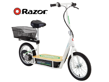 Razor Eco Smart Electric Bike