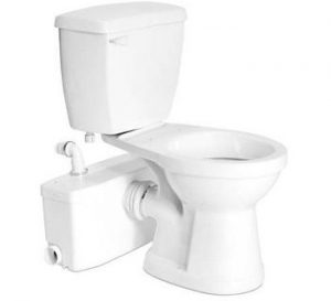Saniflo SaniPlus Upflush Toilet