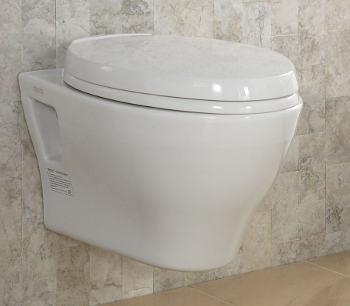 Toto CT418FG Wall Hung Toilet